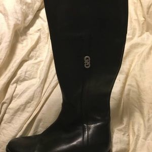 Black Cole Haan boot